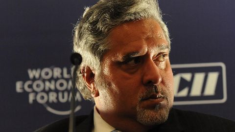Mallya declared 'wilful defaulter' by SBI