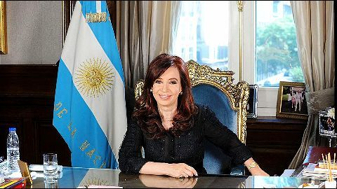 FVP hopes dashed: no third term for Kirchner