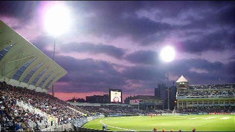 Pink-ball match a 'roaring success'