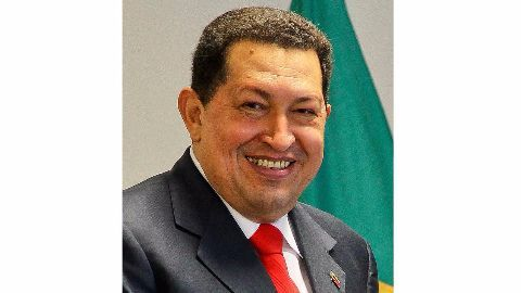 Hugo Chavez elected to power