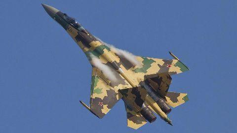 China's Su-35 deal linked to South China Sea dispute
