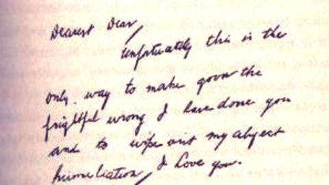 Jiah Khan leaves a suicide note