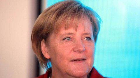 Time names Angela Merkel 'Person of the Year'