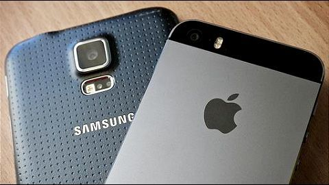 Apple takes Samsung to court over patent infringement