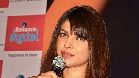 Priyanka Chopra's appeal to protesters