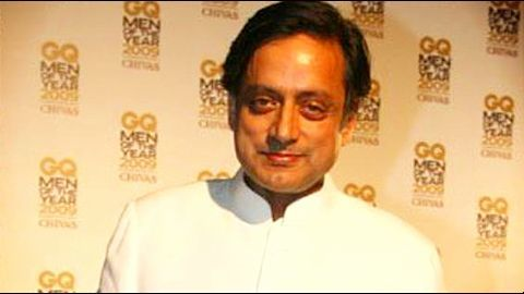 Rejection of gay rights bill 'intolerant', says Tharoor