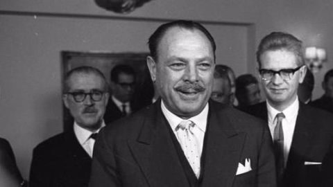 Army commander Ayub Khan and the US