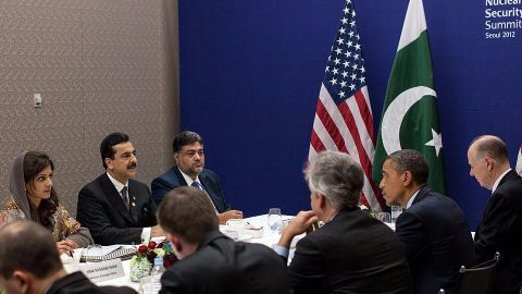 US to stop military aid to Pakistan