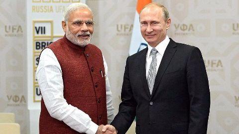 Modi to sign Kudankulum deal during Russia visit