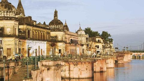 VHP's stones for Ram temple arrive in Ayodhya