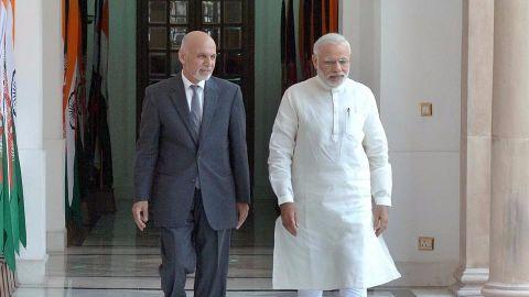 PM Modi visits Afghanistan