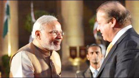 Modi makes a surprise stop-over in Pakistan