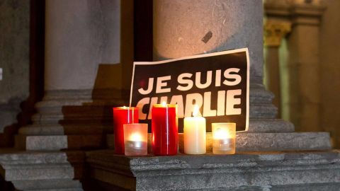 The Charlie Hebdo attacks