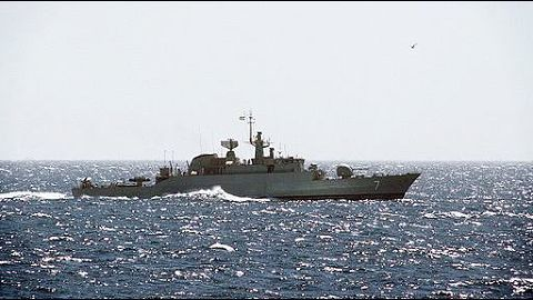 Iran's Uranium ships reach Russia
