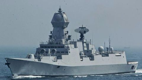 Indian Navy strengthens its arsenal; successfully tests LR-SAM