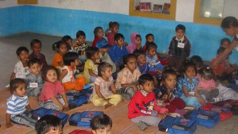 Delhi Nursery admissions begin