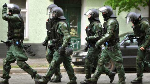 Suicide bomb scare in Munich