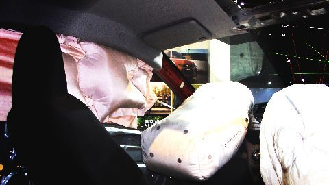 The case of exploding airbags