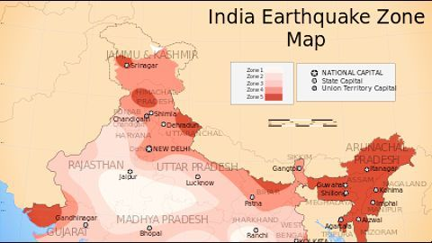 Earthquake disrupts normalcy and raises alarms
