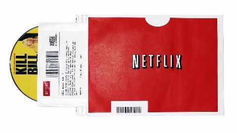 Netflix provides monthly subscriptions, recommendations
