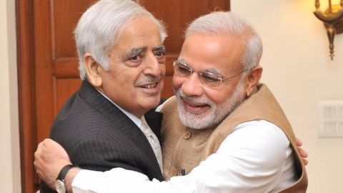 J&K Chief Minister passes away