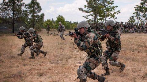 Terrorists attack Pathankot Air Force Base