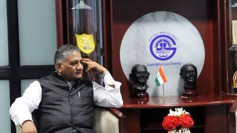 VK Singh dismisses Tewari's 'troop movement' comments