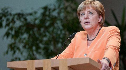 Merkel: EU has lost control of refugee crisis