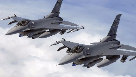 US Congress halts F16 sale to Pak