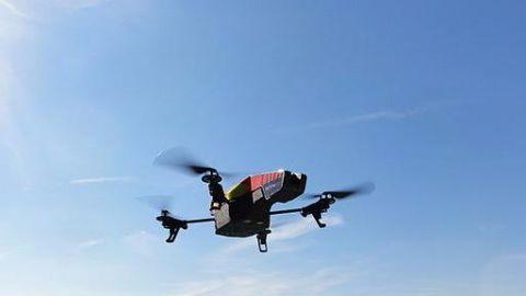 A world of single-passenger drones?