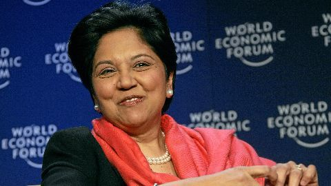 Indra Nooyi is Yale's biggest donor alumna
