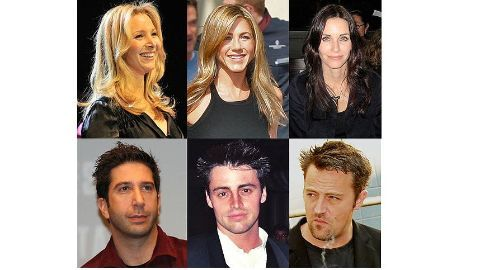 Friends reunion might fall face down
