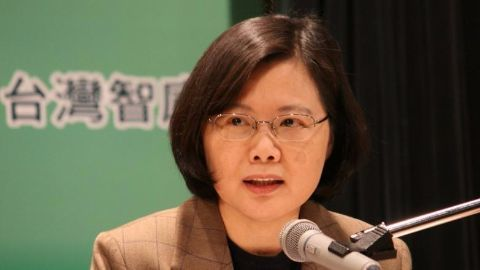 KMT concedes defeat, Tsai to become Taiwan's President