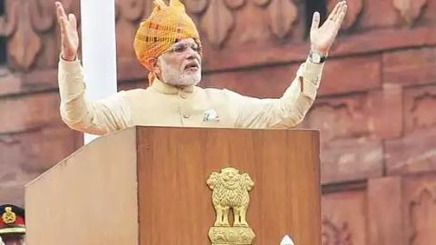 PM announces Start-up India, Stand-up India campaign