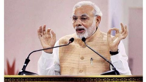 Government launches Start-up India