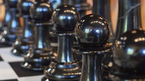 The Grand Mufti declares a fatwa against chess