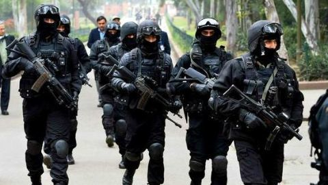 Delhi police issues high alert fearing terror attacks