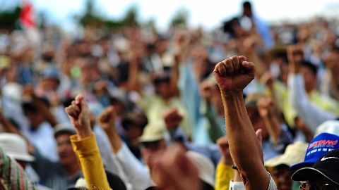 Madhesis reject constitutional amendment