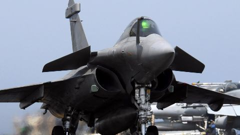 $9 billion Rafale deal to be cleared?