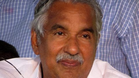 Kerala CM appears before solar scam probe panel