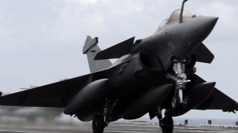 India, France ink IGA for Rafales
