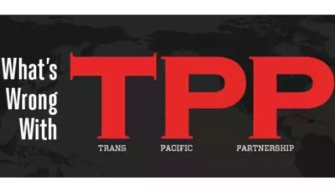 Ford opposes TPP in present form