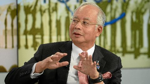 Saudi royals gave Najib $681 million 'personal donation'
