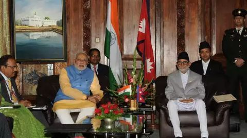India, Nepal sign power trade agreement