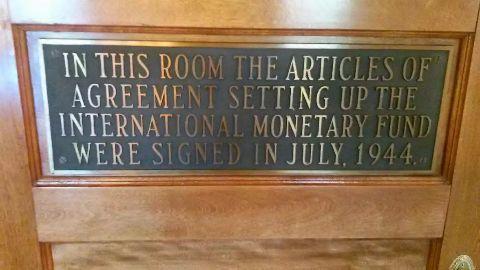 What is IMF quota?
