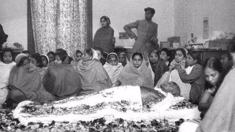 Mahatma Gandhi's assassination