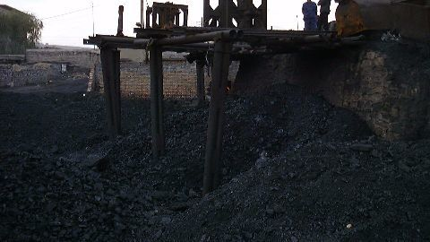 12 killed in China coal mine accident