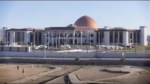 4 rockets fired at Afghanistan's new Parliament