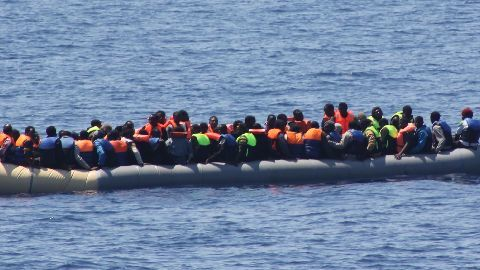 First migrants drown since EU-Turkey deal