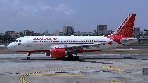 Air India makes first profit in 10 years